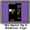 MySpace PageTwo Entertainment