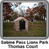 Historial Monument honors Thomas Court as early settler in Sabine Pass