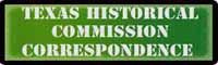 Incudes correspondence with East Texas Historical Association