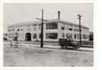 Trade school building c 1923, photo supplied by Miriam Cade Nichol.  Click for full size.