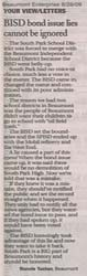 Letter to the Editor - by Ronnie Tucker 8/28/09
