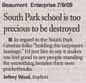 Letter to the Editor - by Jeffrey Wood 7/9/09